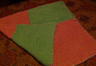 knifty knitter baby blanket