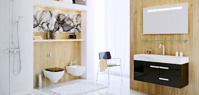 Обзор мебели Aqwella для ванной комнаты
