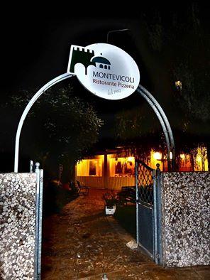 """RISTORANTE PIZZERIA """"MONTEVICOLI"""" 0831 381323 ANCHE MENU PER CELIACI"""