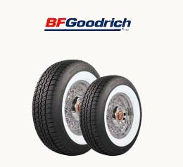 BF Goodrich Hot Rod Tyres