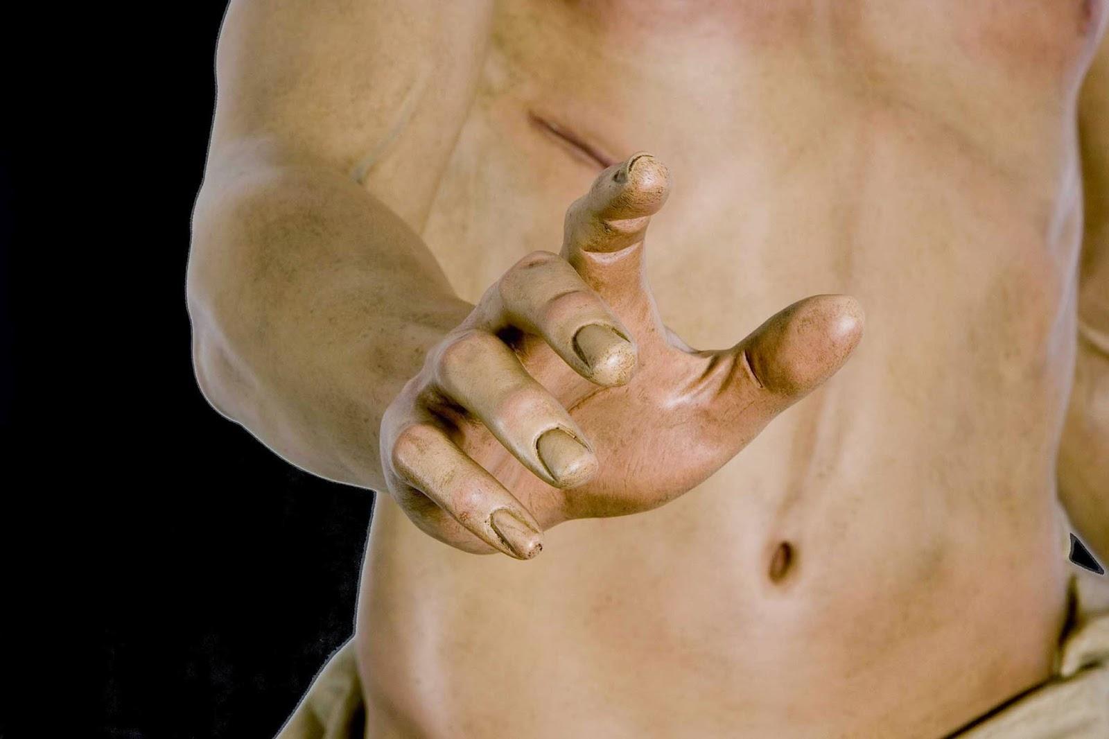 Resucitado Semana Santa Jumilla escultura 8