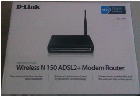 Wireless n300 adsl2+ modem router