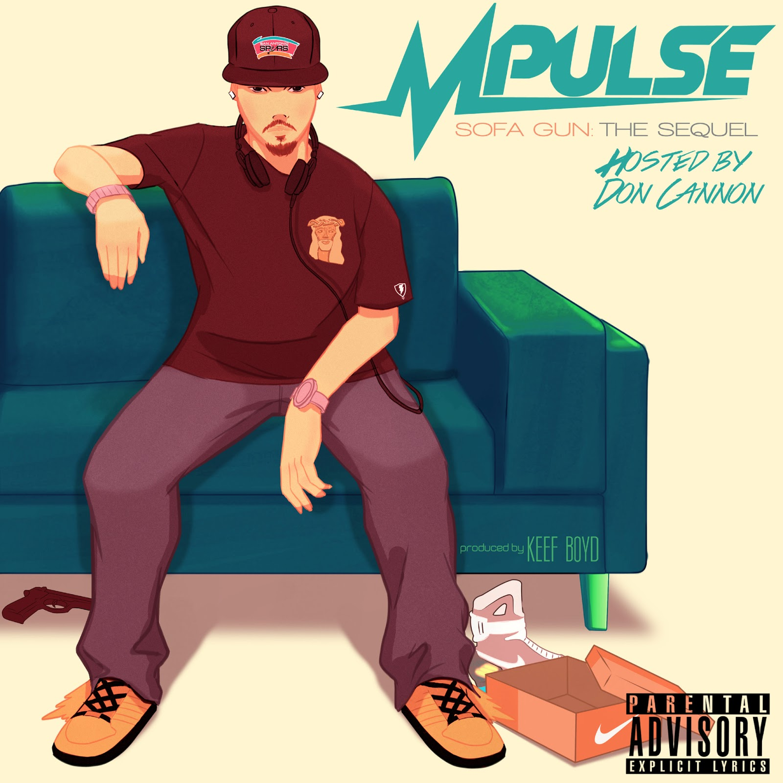 Mpulse - Sofa Gun: The Sequel | #NewAlbum