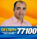 PARA DEPUTADO ESTADUAL GIL LOPES 77 100