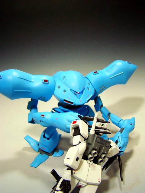 HGUC MSM-03C HY-GOGG battle