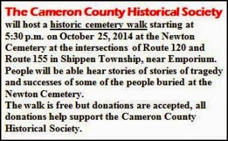 10-25 Historic Cemetery Walk