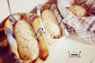 garowanie chleba