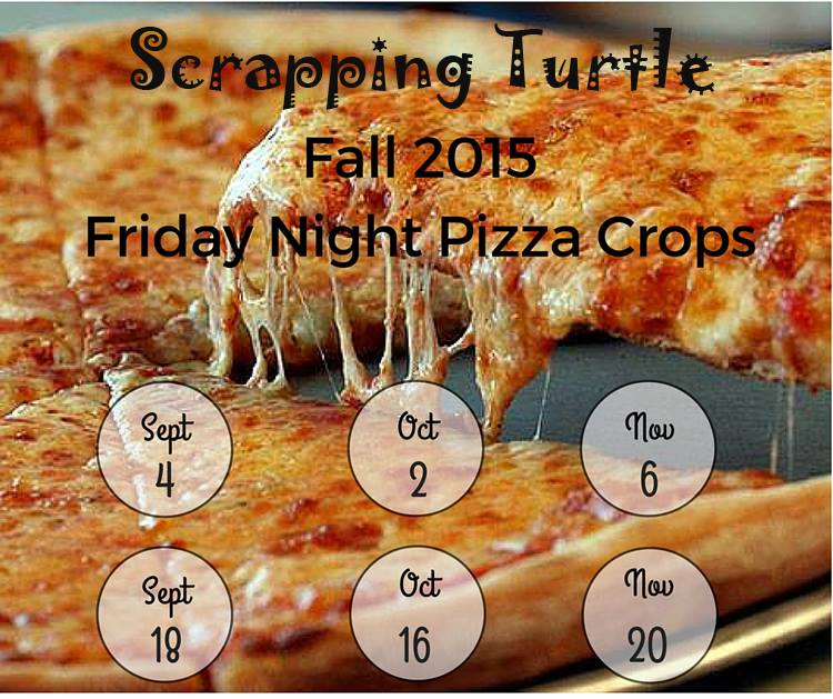 Upcoming Crop Nights