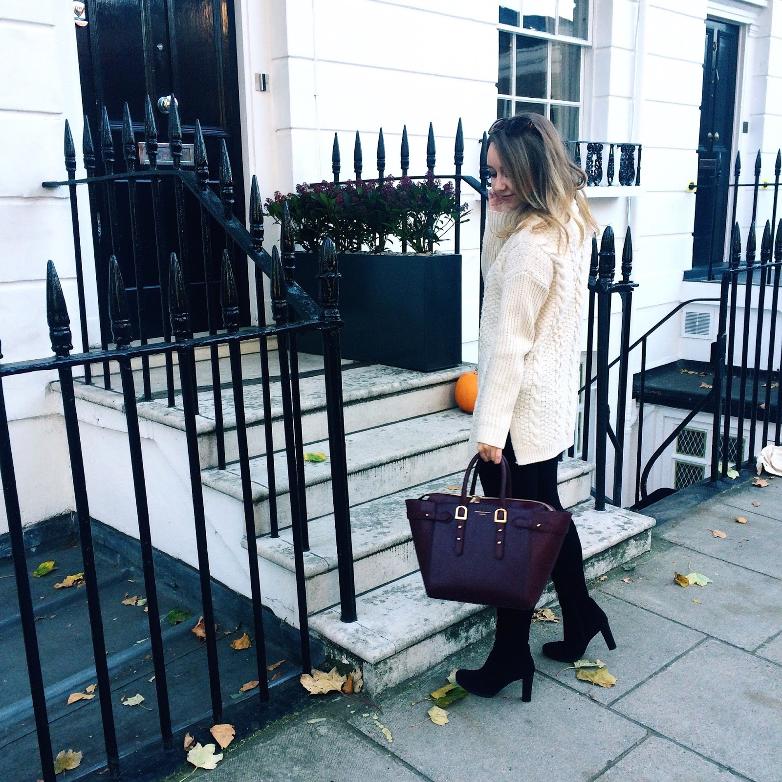 Aspinal of London Marylebone Tote