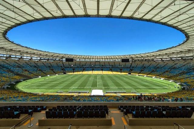 Stadion Maracana 2