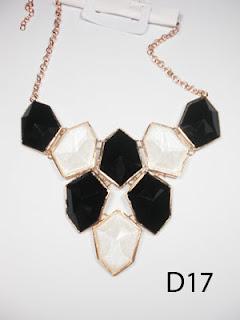 kalung aksesoris wanita d17