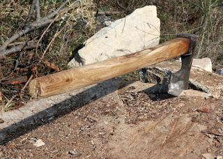 New axe