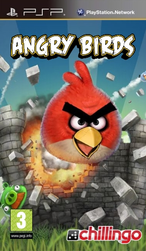 Angry Birds [PSP]