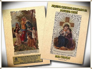 Pequeno Catecismo Ilustrado da Doutrina Cristã para as Crianças