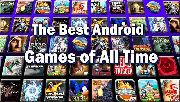 Kumpulan Game Android Terbaik