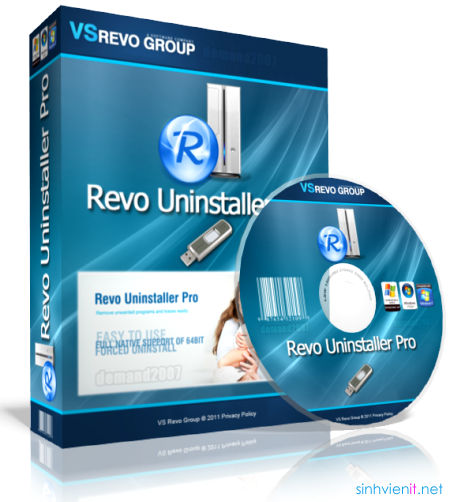 Revo Uninstaller Pro 3.1.6 Crack/Serial/Patch (3.1.1 PATCH STILL WORKS)