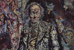 Picture Of Dorian Gray - Ivan Albright