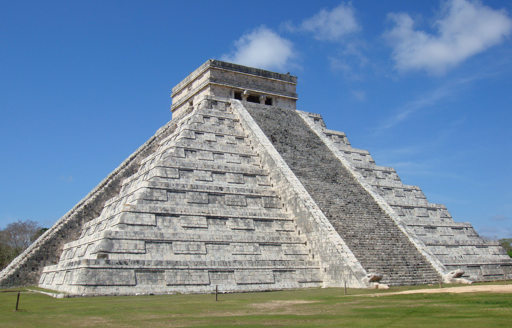 Architecture And Burials In The Maya And