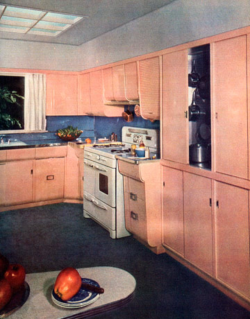 1950 Kitchens Cool Of 1950s Kitchen Pictures