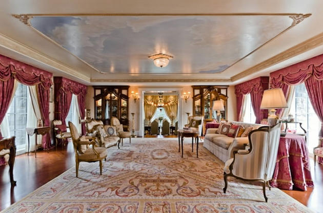 Celine Dion 39 S Private Island Mansion Interior Decorating