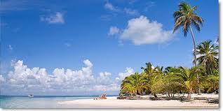 Playa South Water Caye Un lugar privilegiado