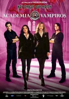 descargar Academia de Vampiros en Español Latino