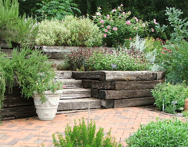 Estilo rustico mas sobre jardines rusticos - Ideas para jardines rusticos ...