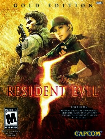 Resident Evil 5 Gold Edition (2015) Full Download