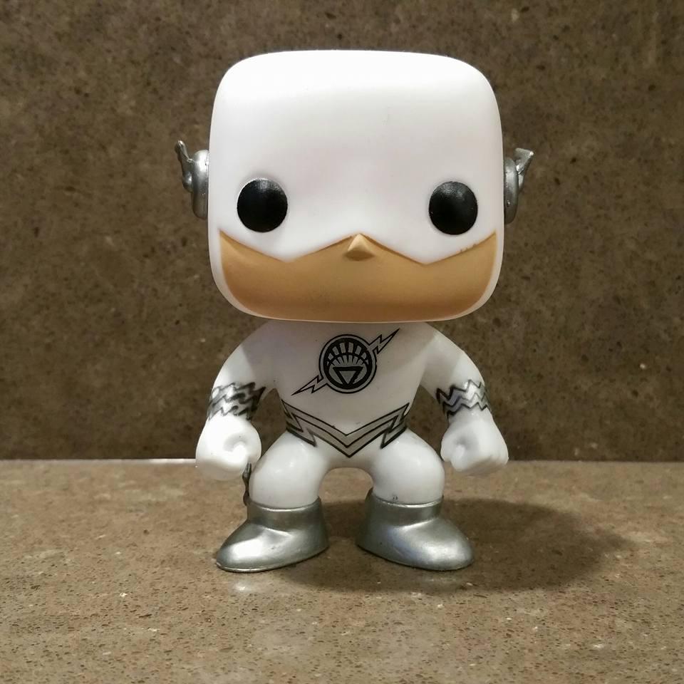 White lantern flash pop - photo#5