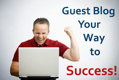 Guest Blogging And Blogger Outreach