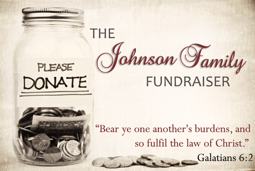 Johnson Family Fundraiser