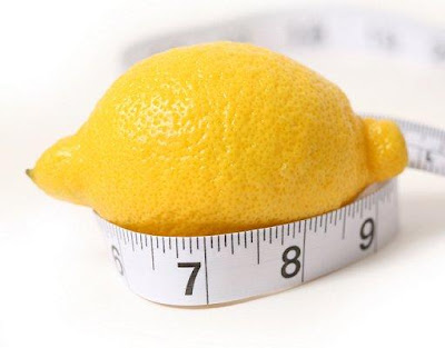 Weight Loss With Lemon and Sea Salt