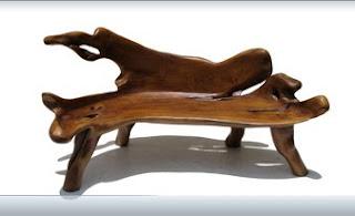 Antique Rustic Wood Furniture
