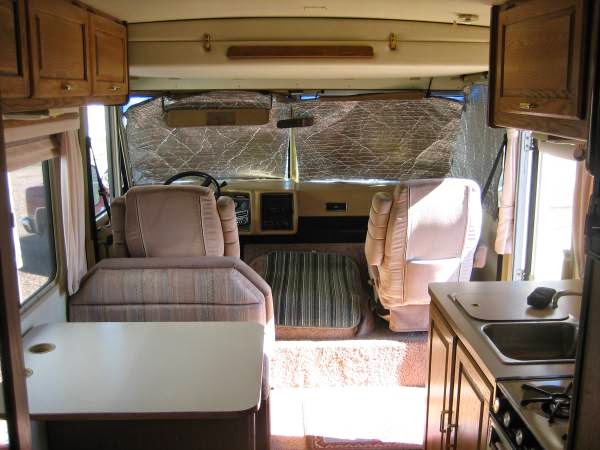 Used Rvs 1989 Itasca Spirit Motorhome For Sale For Sale By Owner