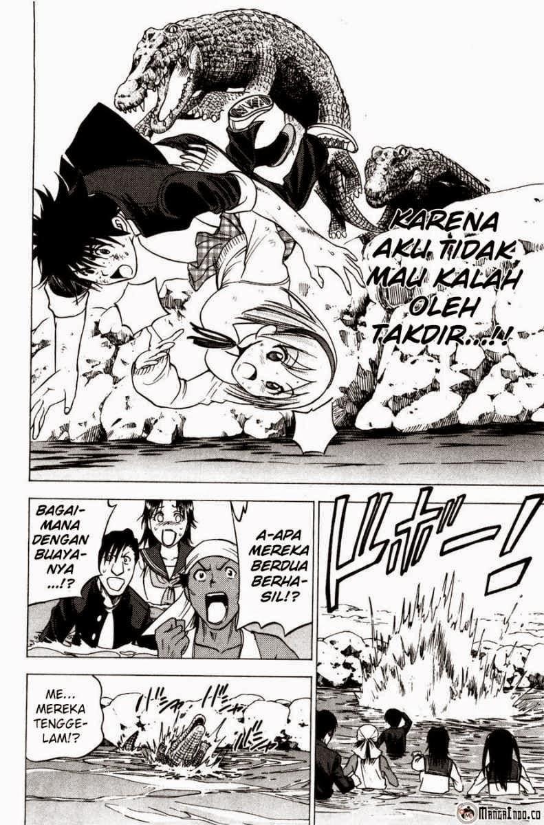 Komik cage of eden 071 - hasil dari ramalan 72 Indonesia cage of eden 071 - hasil dari ramalan Terbaru 14|Baca Manga Komik Indonesia|
