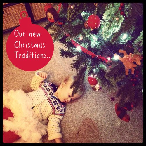 Our NEW family Christmas traditions (part 1) – Elf on the Shelf
