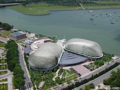 Tour Du Lịch Singapore 4 ngày-Dịp Giáng Sinh-Năm Mới Vinh+Esplanade++singapore