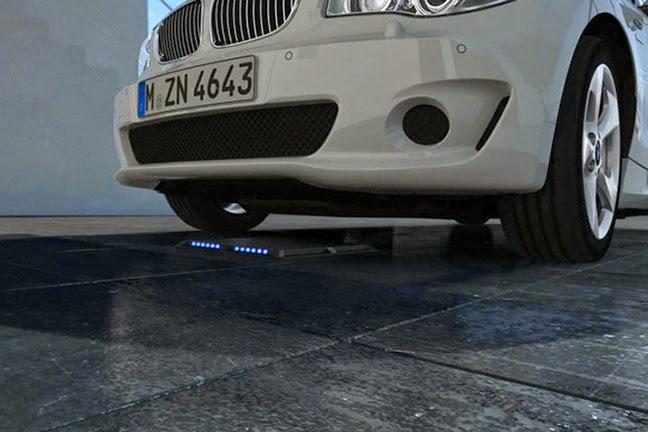 BMW và Mercedes bắt tay phát triển sạc xe điện không dây