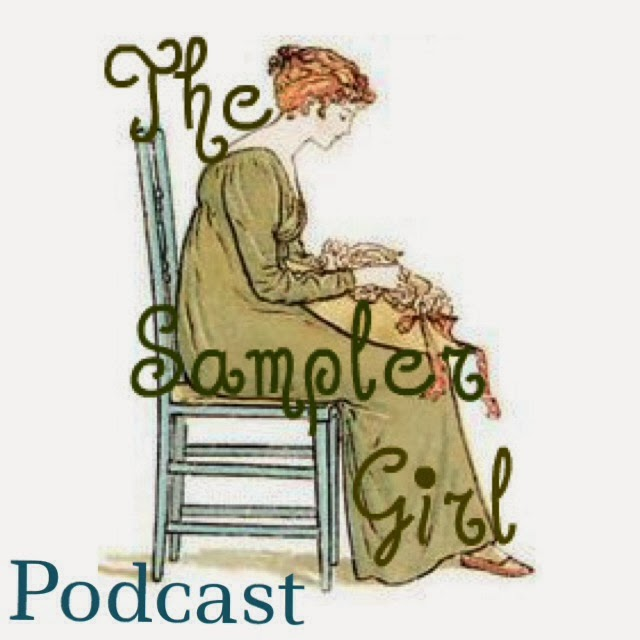 The Sampler Girl PODCAST ... now on iTunes!