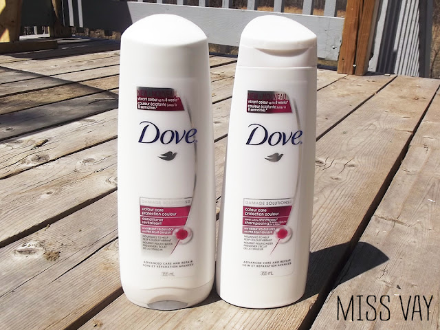 Dove Protection Couleur