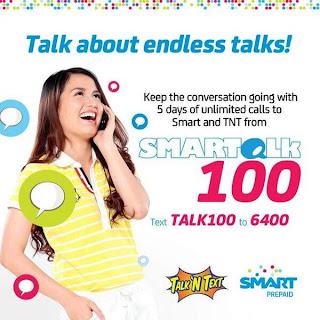 Smart Talk 100 promo