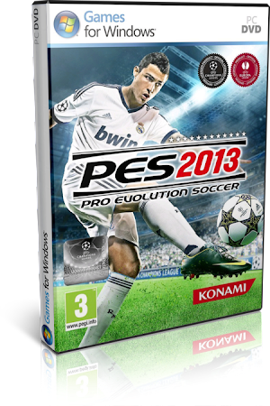 Pro Evolution Soccer [2013] [PC] [Multi Incl. Español] [1DVD9]