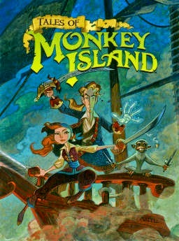 Tales Of Monkey Of Island PC Game