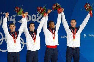 Team USA Winning Olympic Gold