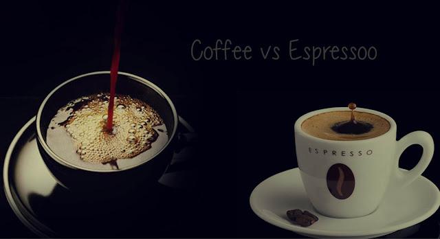 coffee maker vs espresso machine