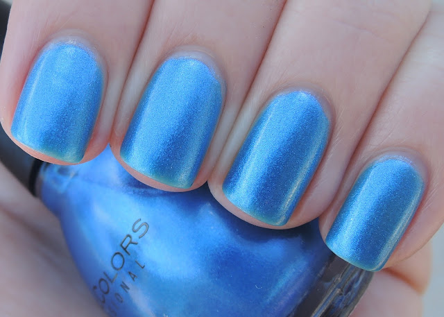 SinfulColors Keira Blue