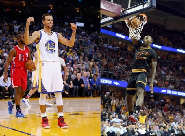 Guerra de zapatillas Under Armour-Nike en la NBA