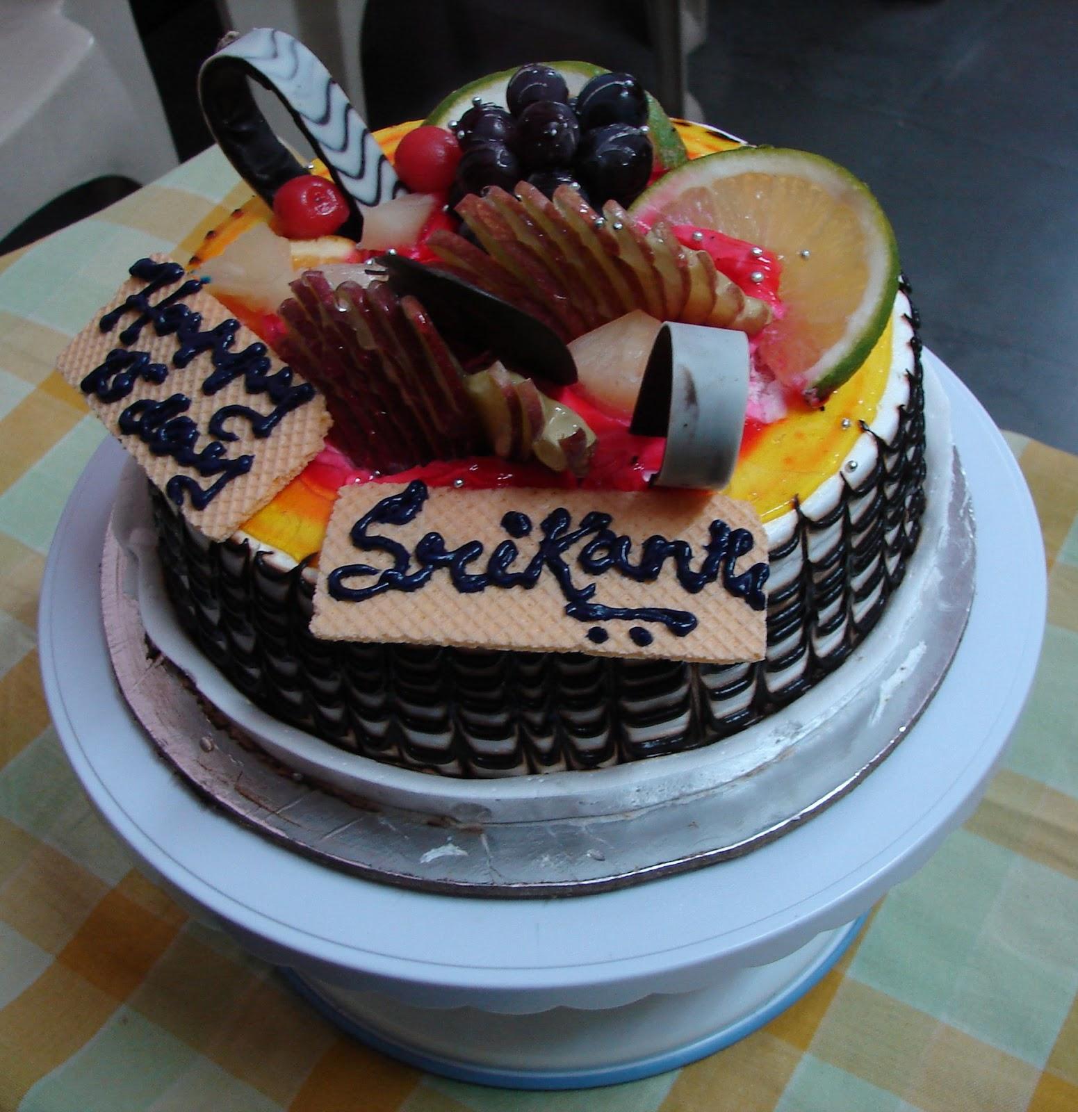 Happy Birthday Raghu Cake Images
