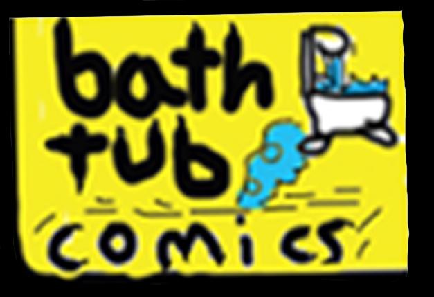 Bathtub Comics' Catalogue... so far...!
