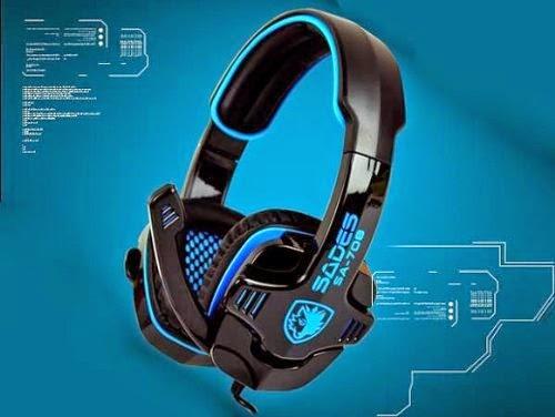 Sades Stereo Headset